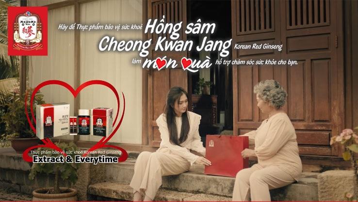 Nước hồng sâm everytime cheong kwan jang