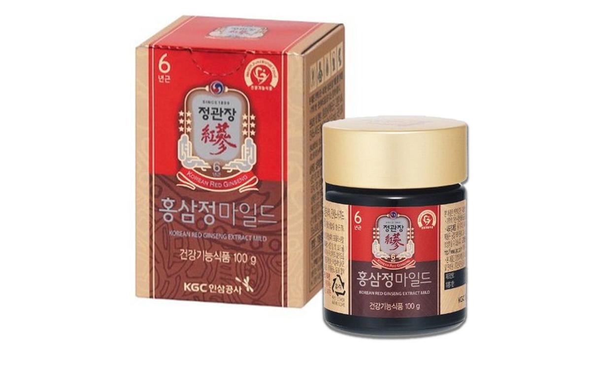 Cao hồng sâm vị dịu nhẹ 100g Cheong Kwan Jang