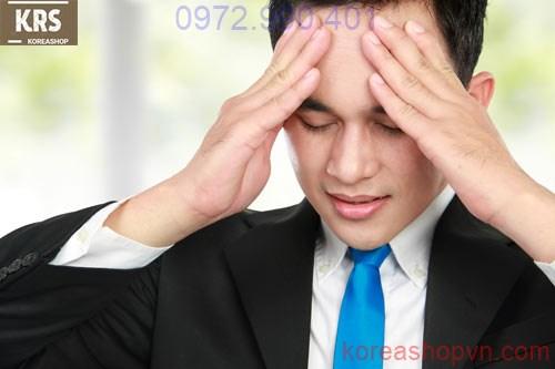 Nhân sâm giúp giảm stress và mệt mỏi