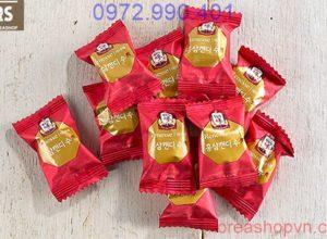 Kẹo hồng sâm hàn quốc 200g, 800g KGC