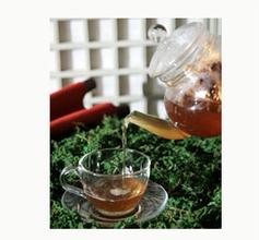 Lương sâm củ khô Hàn Quốc dùng để pha trà