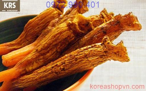 Lương sâm Hàn Quốc - KRG RED GINSENG ROOTS GOOD
